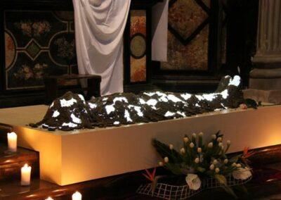 projekt indywidualny grób