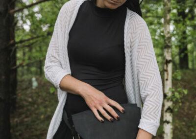 sesja torebka listonoszka